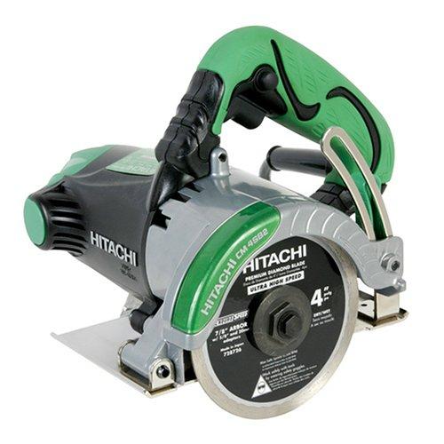 Hitachi CM4SB2 116 Amp 4-Inch Dry-Cut Masonry Circular Saw