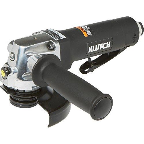 Klutch 4 12in Air Angle Grinder - 12000 RPM 4 CFM