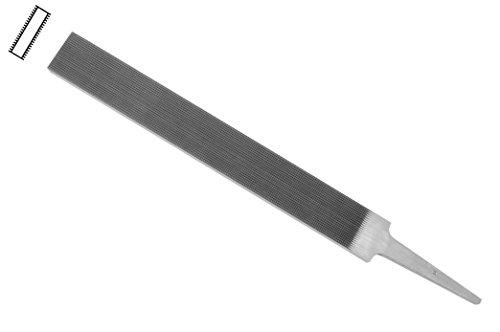 Grobet Swiss Pattern File Checkerings Hand 6 Inch Cut 00 20 lines per inch