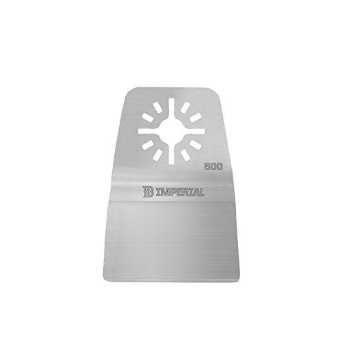 IMPERIAL BLADES MM500 2-Inch Rigid Universal Oscillating Scraper Blade