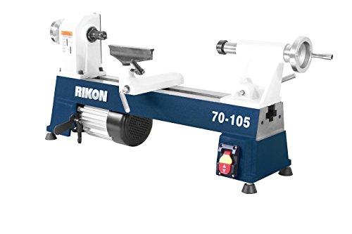 RIKON Power Tools 70-105 10 x 18 12 hp Mini Lathe