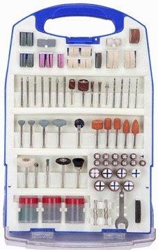 188 Piece Rotary Tool Accessory Kit