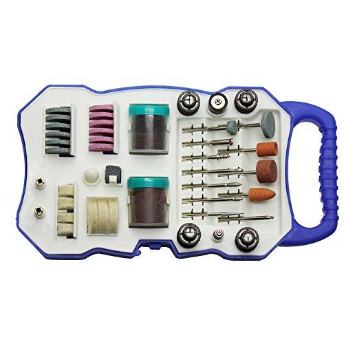 MYMIJUE 82-Piece Rotary Tool Accessories Kit 82pc accessory kit