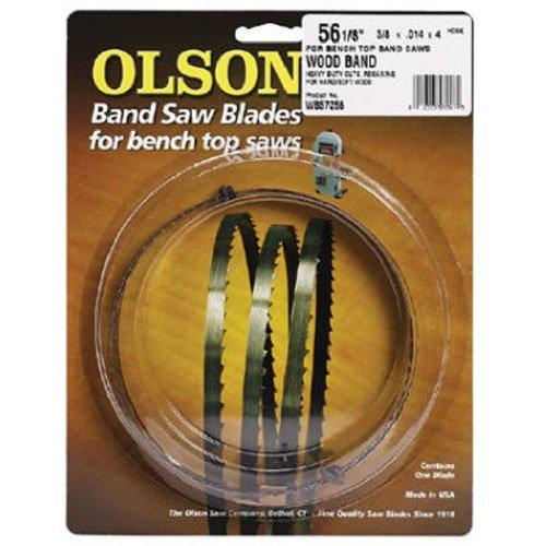 Olson Saw WB56380DB 14 by 020-Inch 6 TPI Hook Wood Band Saw Blade