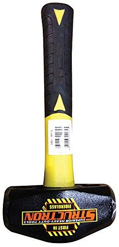 Seymour HD-4FG 4-Pound Drilling Hammer Fiberglass Handle