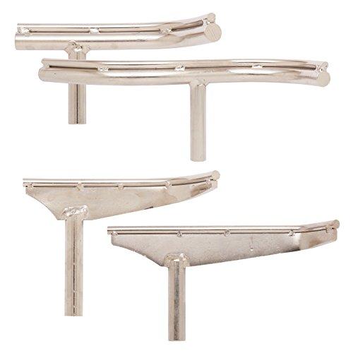 PSI Woodworking CLTEZSETC EZ-Glide Bowl Turners 4Piece Toolrest Set