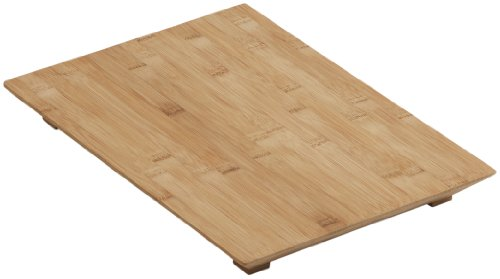 KOHLER K-3140-NA Poise Hardwood Cutting Board