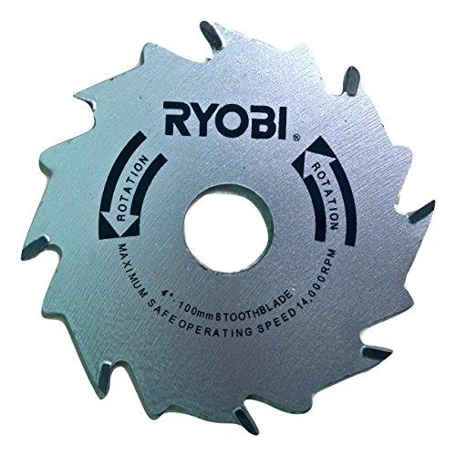 Ryobi 671289003  671289002 Biscuit Joiner 4 in 8 Tooth Blade for JM82 JM82K