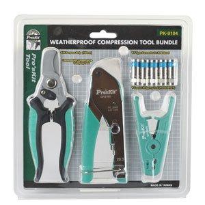 Compression Coax Tool Bundle