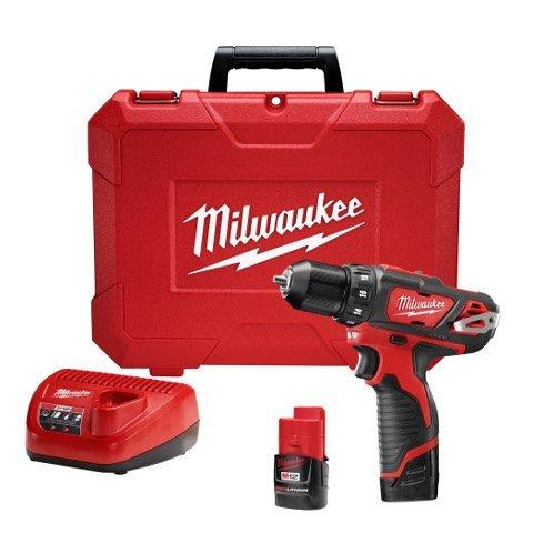 Cordless DrillDriver Kit Drill Driver Kit 38in M12