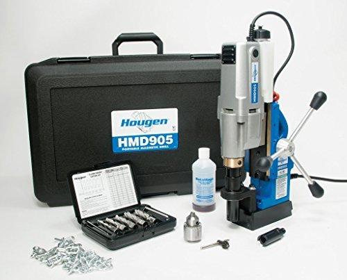 Hougen HMD905 MAG DRILL - FABRICATORS KIT FRACTIONAL - 115V 0905105 by Hougen