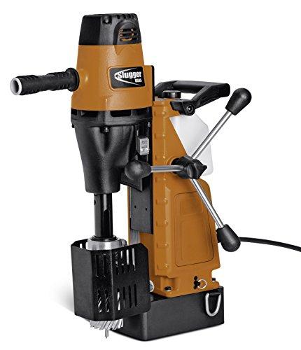 Jancy USA-5 Portable Magnetic-Base Drill 120V 117 Amp Motor 2-38 Diameter x 3 Depth Capacity