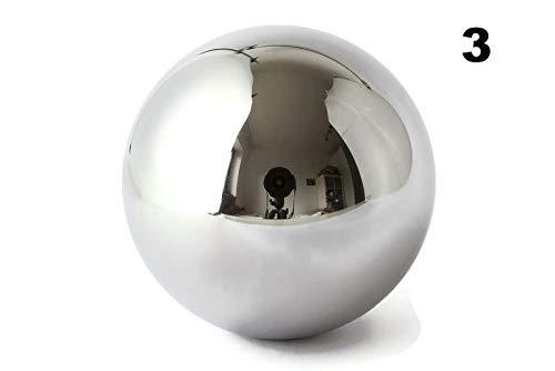 Three 1-14 G25 Precision 440 Stainless Steel Bearing Balls