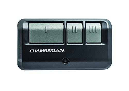 Chamberlain Group G953EV-P2 ChamberlainLiftMasterCraftsman 953EV-P2 3-Button Security 20 Compatible Includes Visor Clip Garage Door Opener Remote