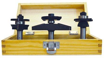 Sommerfelds 3-PC Shaker Raised Panel Door Contractor Set