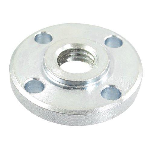 TOOGOOR Round Shape Electrical Angle Grinder Inner Outer Flange Set for Hitachi 180