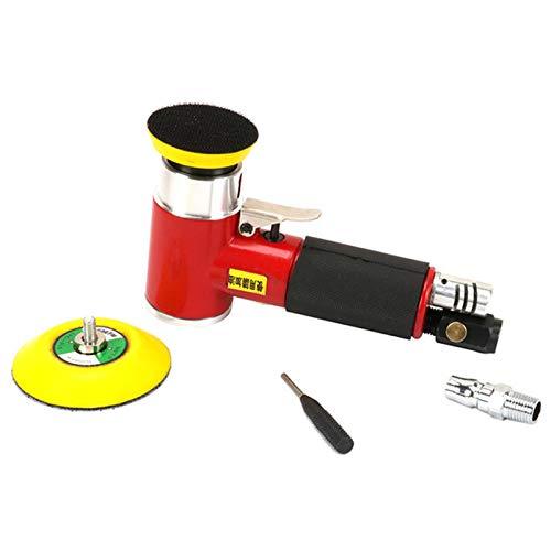 Maslin DSHA 2inch 3inch Mini Air Sander Kit Pad Eccentric Orbital Dual Action Pneumatic Polisher Polishing Buffing Tools For Auto Bod