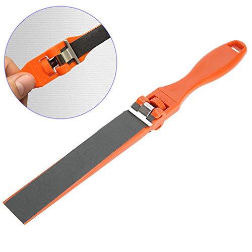 runaty Sandpaper Ruler Jewelry Polishing ToolsSuitable for Jewelry Polishing Tools Abrasive Buffing Tool Accessories