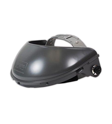 Fibre-Metal Hard Hat F400 Crown Ratchet Headband 4 Gray