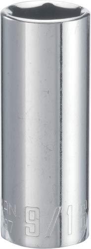 CRAFTSMAN Deep Socket SAE 14-Inch Drive 916-Inch 6-Point CMMT43587