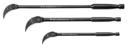 GearWrench 82301 3 Piece Pry Bar Set 82208 82210 82216