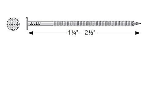 T6PCS5 Fiber-Cement Siding Nail 5LB Pack