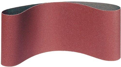 Klingspor LS309XH-40-10-75x457 75 x 457mm 40 Grit Abrasive Cloth for Portable Belt Sanders by Klingspor