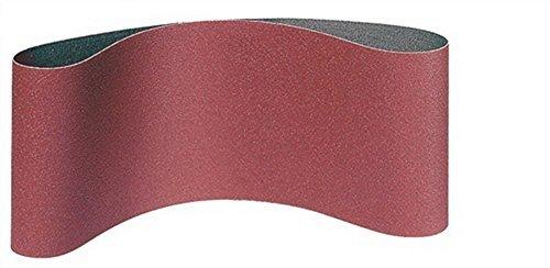 Klingspor LS309XH-80-10-100x610 100 x 610mm 80 Grit Abrasive Cloth for Portable Belt Sanders by Klingspor