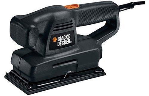 Black Decker 7558 13-Sheet Finishing Sander