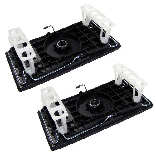 Black Decker FS350 Finish Sander 2 Pack Replacement Sanding Pad  90541001-2pk