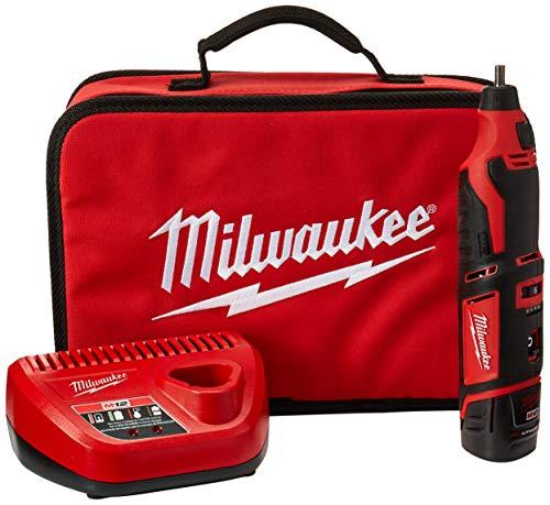 Milwaukee Electric Tool 2460-21 Thunderbolt Jobber Length Drill 932 x 4-14 Cobalt