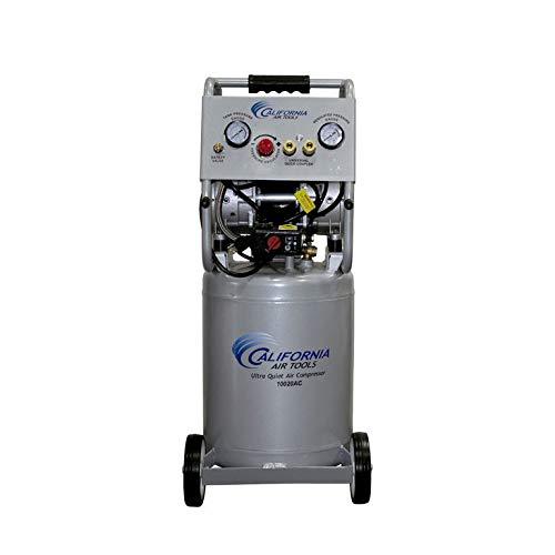 California Air Tools 10020AC Ultra Quiet Oil-Free 20 Hp 100 Gal Aluminum Tank Air Compressor