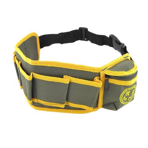 Ajustable Waist Belt Side Release Buckle Closure Tool Bag Pouch