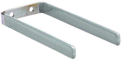 Lehigh SS22 6-Inch Screw-In Tool Hook Silver
