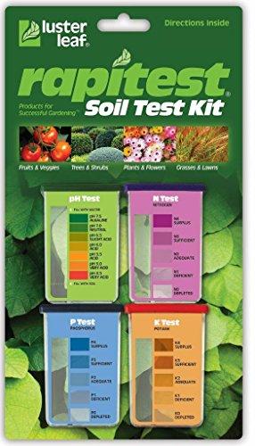Luster Leaf Rapitest Soil Test Kit 1602