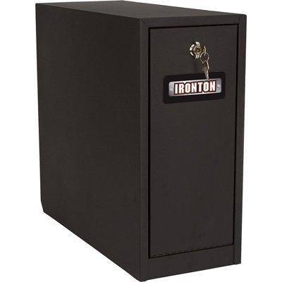 Ironton Sidebed Storage Drawer Truck Tool Box - 5-Drawer Steel Matte Black Twist Latch 21in x 1034375in x 226in