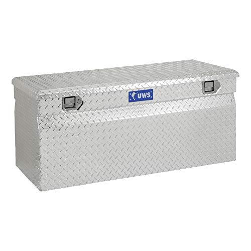 UWS EC20201 42-Inch Heavy-Wall Aluminum Truck Storage Box RigidCore Lid