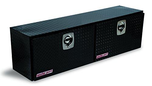 Weather Guard 364-5-02 Topside Truck Box Black 64-14 in W