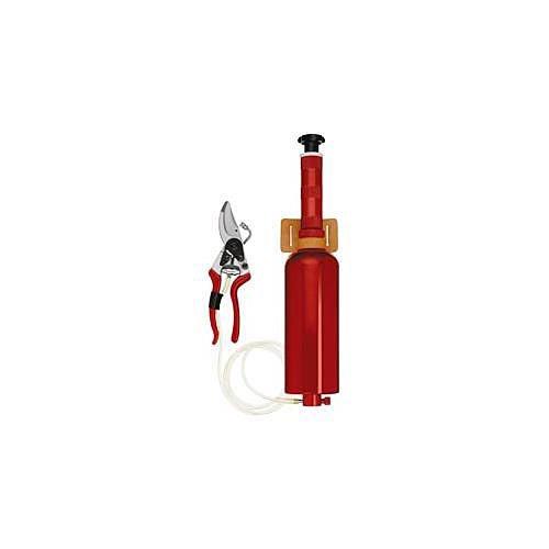 Felco Hand Pruners with Spray Applicator - 1 Inch Cut Capacity