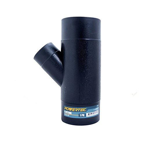 POWERTEC 70190 Y-Fitting 4 x 2-12
