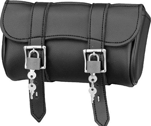 Shaf International SH616BAG Black Small PVC Tool Bag with Lock
