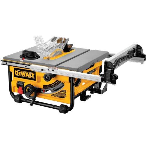 DEWALT DW745 10-Inch Table Saw 16-Inch Rip Capacity Discontinued