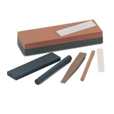 SEPTLS54761463686230 - Norton Triangular Abrasive File Sharpening Stones - 61463686230