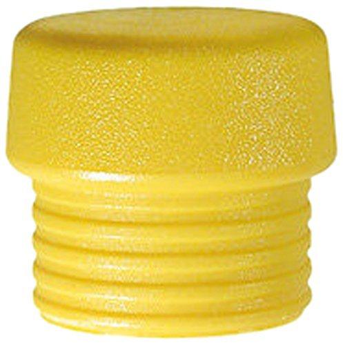 WIHA Hammer face yellow for Safety soft-face hammer 40 Wiha Safety soft-face hammer Spare faces by Wiha
