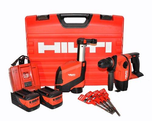 Hilti 0347009 TE 6-A36-AVR DRS Cordless Rotary Hammer Drill 36 Volt