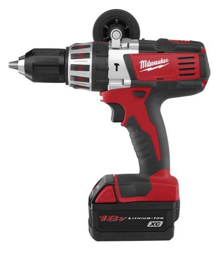 Milwaukee 2611-24 18-Volt Hammer Drill Kit