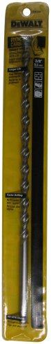 DEWALT DW5231 38-Inch x 12-Inch Carbide Hammer Drill Bit