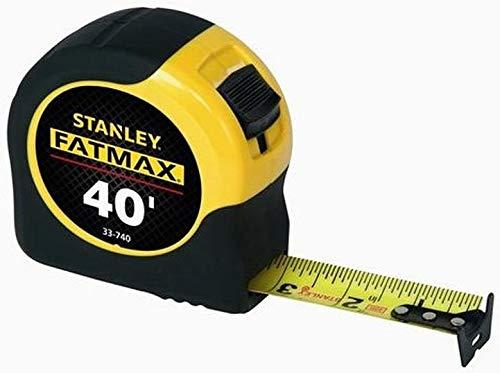 Stanley Hand Tools 33-740L 40 FatMax Tape Rule