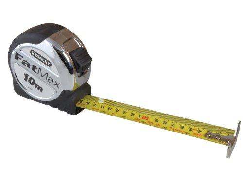 Stanley Tools 033897 FatMax Tape Measure 10m Width 32mm