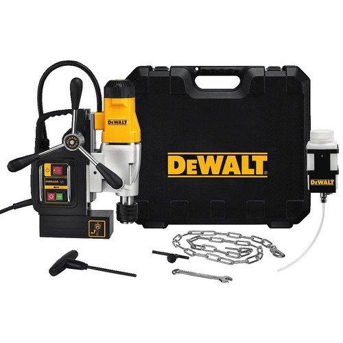 Dewalt DWE1622KR 10 Amp 2 in 2-Speed Magnetic Drill Press Certified Refurbished